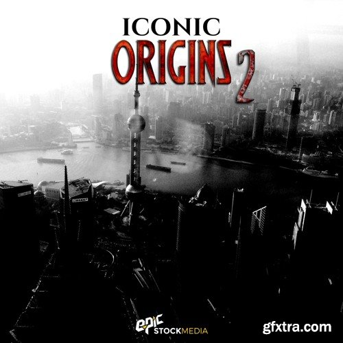 Epic Stock Media Iconic Origins Hip Hop Drums Vol 2 WAV