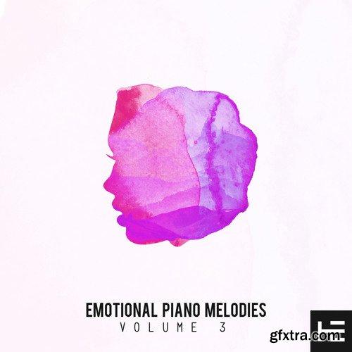 Helion Emotional Piano Melodies Vol 3 WAV MIDI