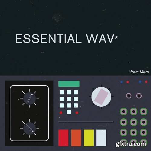 Samples From Mars Essential WAV From Mars WAV