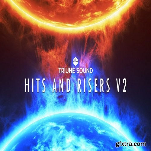 Triune Digital Hits and Risers V2 WAV