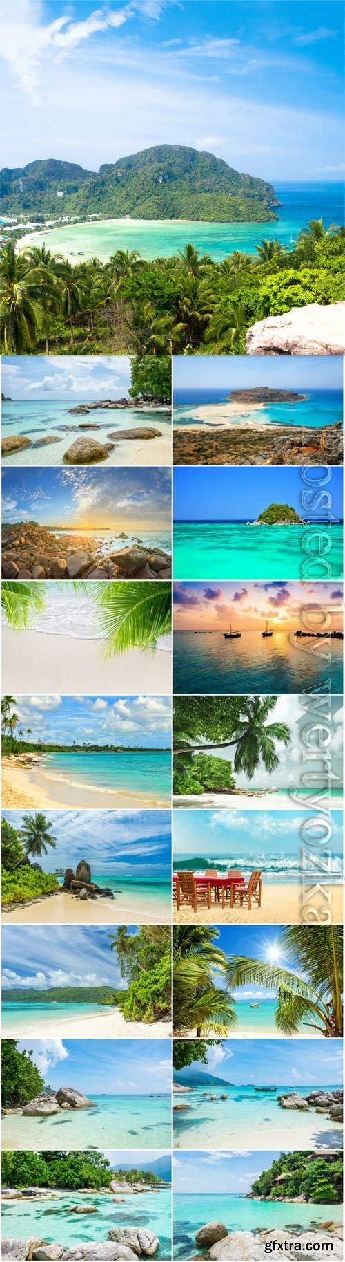 Seascapes stock photo