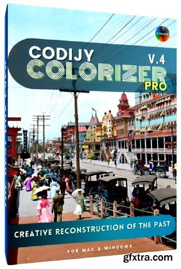 CODIJY Colorizer Pro 4.1.0 Portable