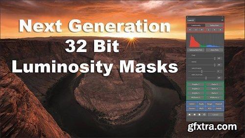 Lumi32 – Luminosity Mask Plugin