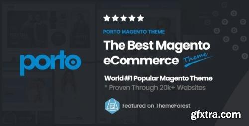 ThemeForest - Porto v4.0.0 - Ultimate Responsive Magento Theme - 9725864 - NULLED
