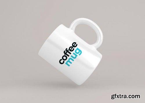 Drink mug mockup