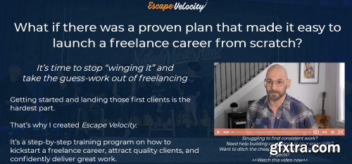 Kevin Rogers - Escape Velocity Coaching Program
