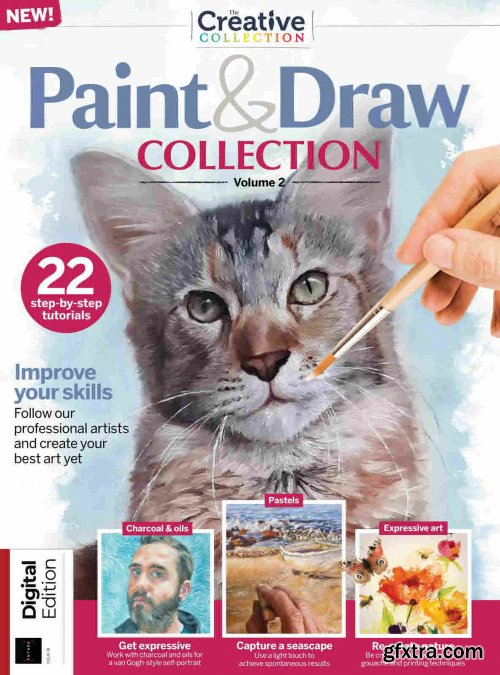Paint & Draw Collection - Issue 18, 2021