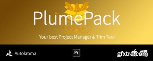 Autokroma PlumePack 1.1.0 for Premiere (Win/Mac)