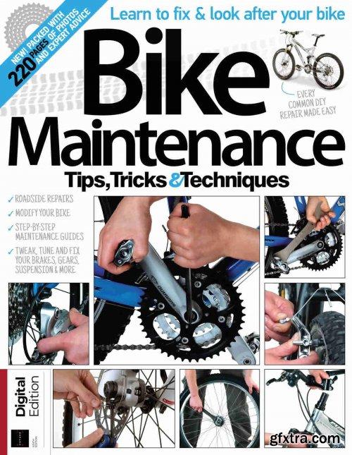 Bike Maintenance Tips, Tricks & Techniques - 9th Edition, 2021