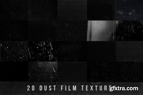 CreativeMarket - Film Dust Textures 4804020