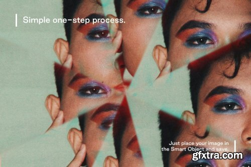 CreativeMarket - Prizm - Lens & Prism Distortions