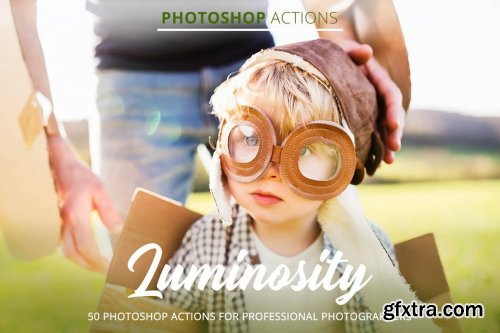 CreativeMarket - Luminosity Actions for Photoshop 4848059