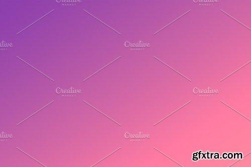 CreativeMarket - Gradient backgrounds & presets vol1 2577755