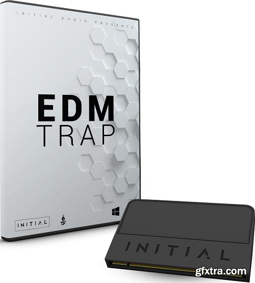 Initial Audio EDM Trap Heatup3 Expansion
