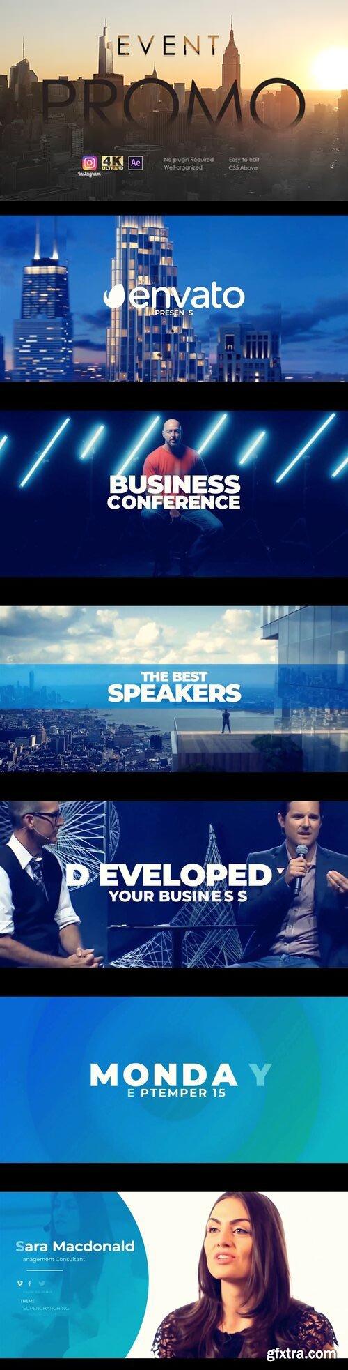 Videohive - Event Promo - 23154392