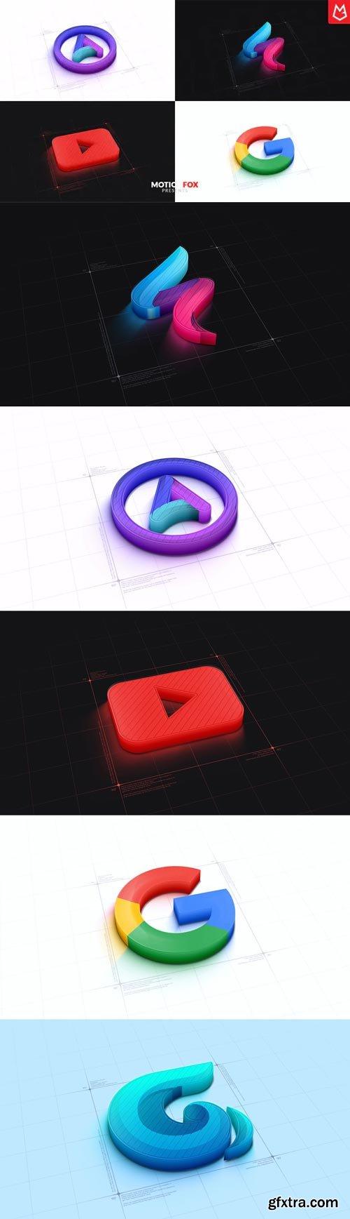 Videohive - Simple Sketch Logo Reveal v1 - 32358686
