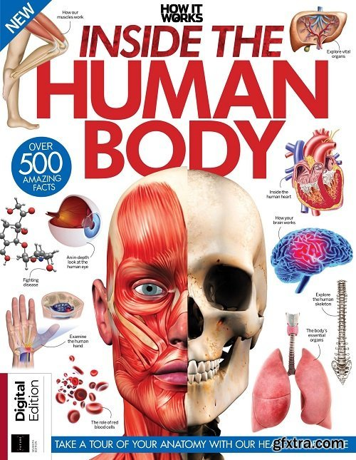 How It Works - Inside the Human Body 7th Edition, 2021