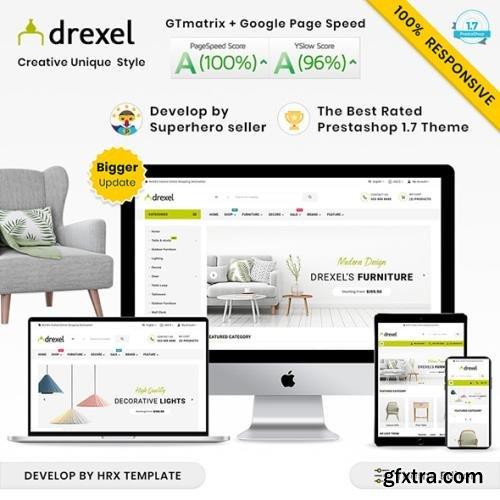 Drexel v3.6.0 - Mega Furniture-Garden Multi-Purpose Super Shop Template