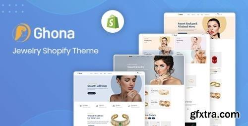 ThemeForest - Ghona v1.0.0 - Jewelry Shopify Theme - 33028641