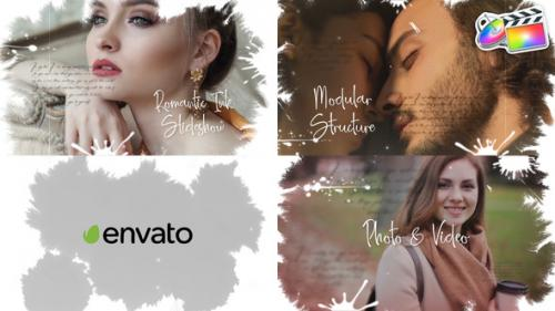 Videohive - Ink Slideshow   FCPX - 33097511 - 33097511