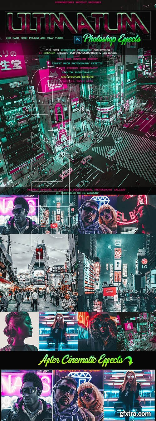 GraphicRiver - Ultimatum Photoshop Effects 24745281