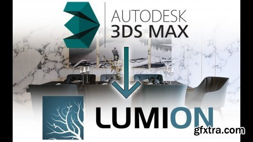 Lime Exporter v1.31 for 3ds Max 2014 - 2021 to Lumion