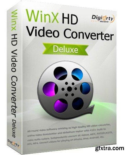 WinX HD Video Converter Deluxe 5.16.4.333 Multilingual
