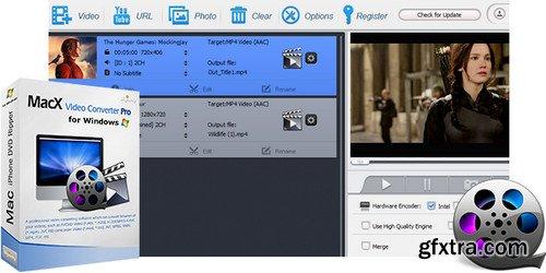 MacX HD Video Converter Pro 5.16.3.256 Multilingual