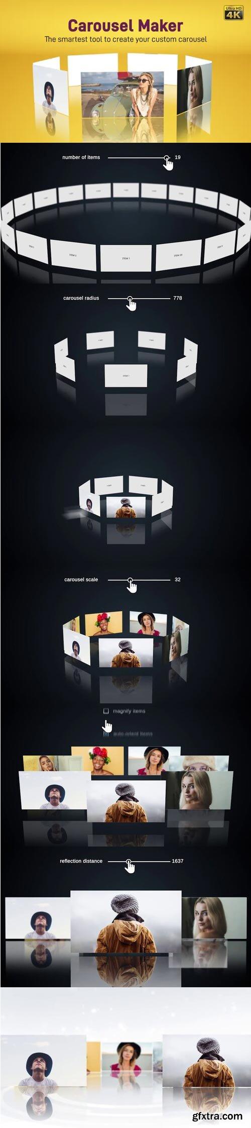 Videohive - Carousel Maker - 32273770
