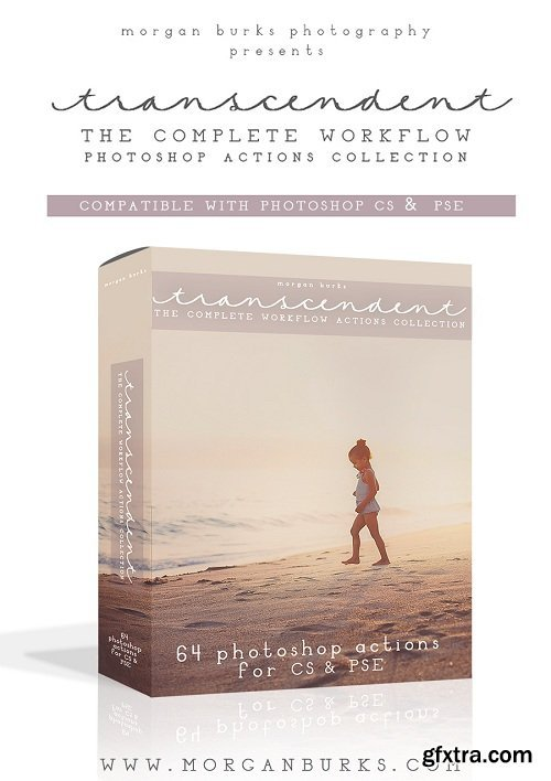 Morgan Burks Transcendent – The Complete Workflow Actions Collection