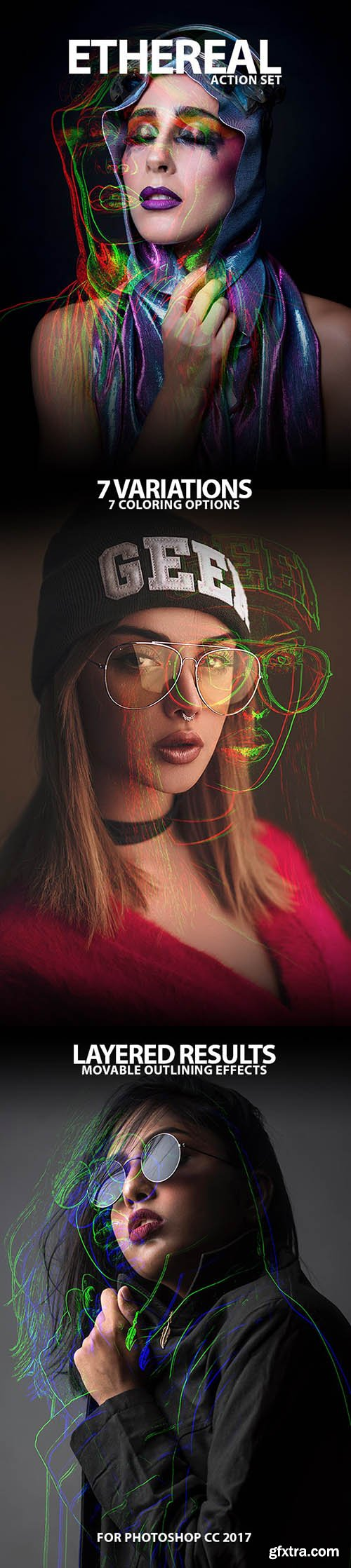 GraphicRiver - Ethereal Photo Action Set 32289934
