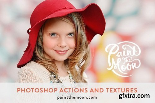 Paint The Moon - Picture Perfect Set Photoshop Actions