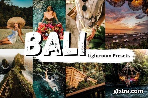 CreativeMarket - Bali Lightroom Presets 4412571