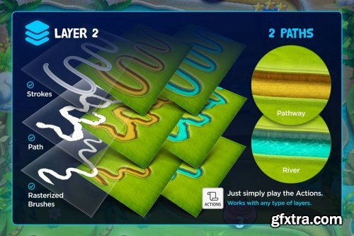 CreativeMarket - WIRAWIRI – Game Level Map Builder 4084740
