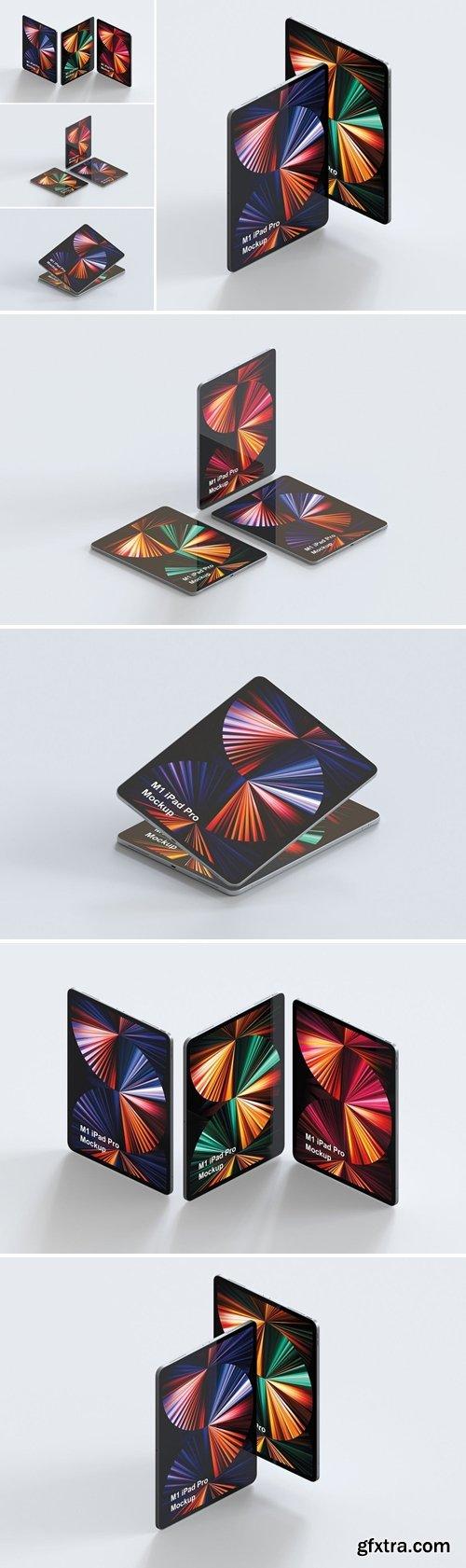 M1 iPad Pro Mockup
