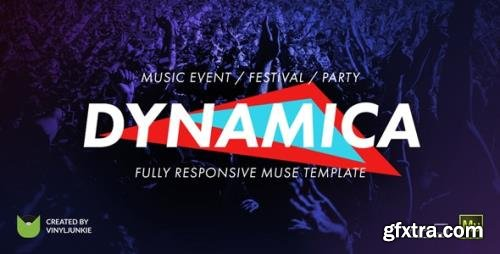 ThemeForest - Dynamica v1.0 - Music Event / Festival / Party Responsive Muse Template - 16175389