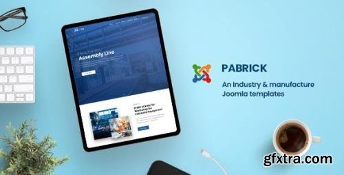 ThemeForest - Pabrick v1.29.1 - Industry and Manufacture Joomla Templates - 32885589