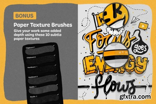 CreativeMarket - Freestyler - Brushes for Procreate 5483164
