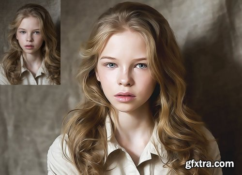 CreativeMarket - HDR Painting Photoshop Actions 4909711