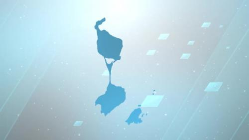 Videohive - Saint Pierre And Miquelon Slider Background - 33225407 - 33225407