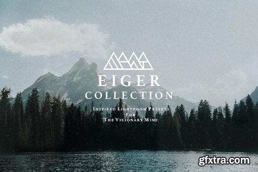 Rooke & Rover Crew - Eiger Lightroom Presets Collection