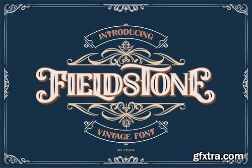 CM - FIELDSTONE - LAYERED FONTS 5200941