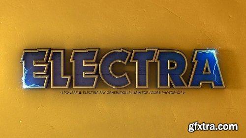 RichardRosenman Electra v1.0 For Adobe Photoshop