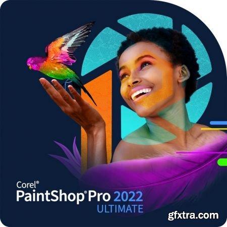 Corel PaintShop Pro 2022 Ultimate 24.1.0.27