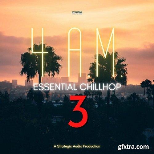 Strategic Audio 4 AM Essential Chillhop 3 WAV MiDi