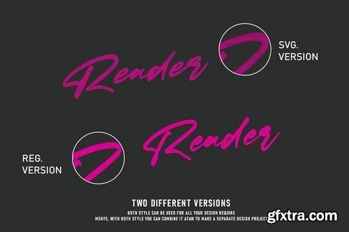 CM - Critical SVG Font Font Duo 4976838