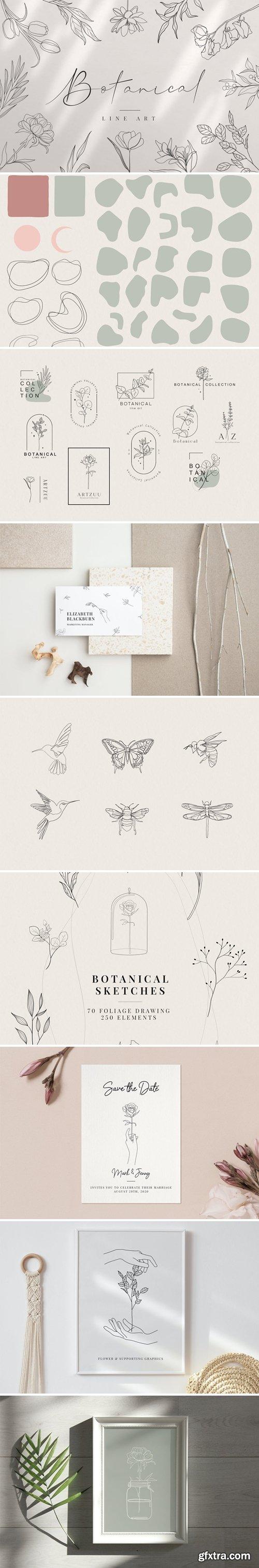 Botanical Collection