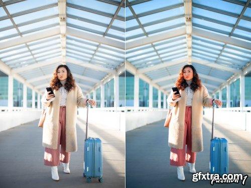 CreativeMarket - Fashion Style Photoshop Actions 5776540