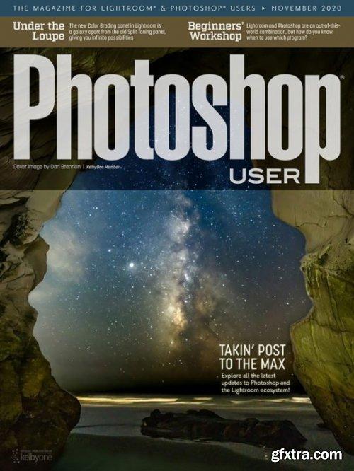 Photoshop User - November 2020 + Tutorial Files
