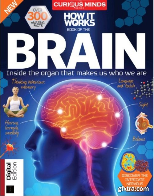 How It Works: Book of the Brain - 6th Edition, 2021